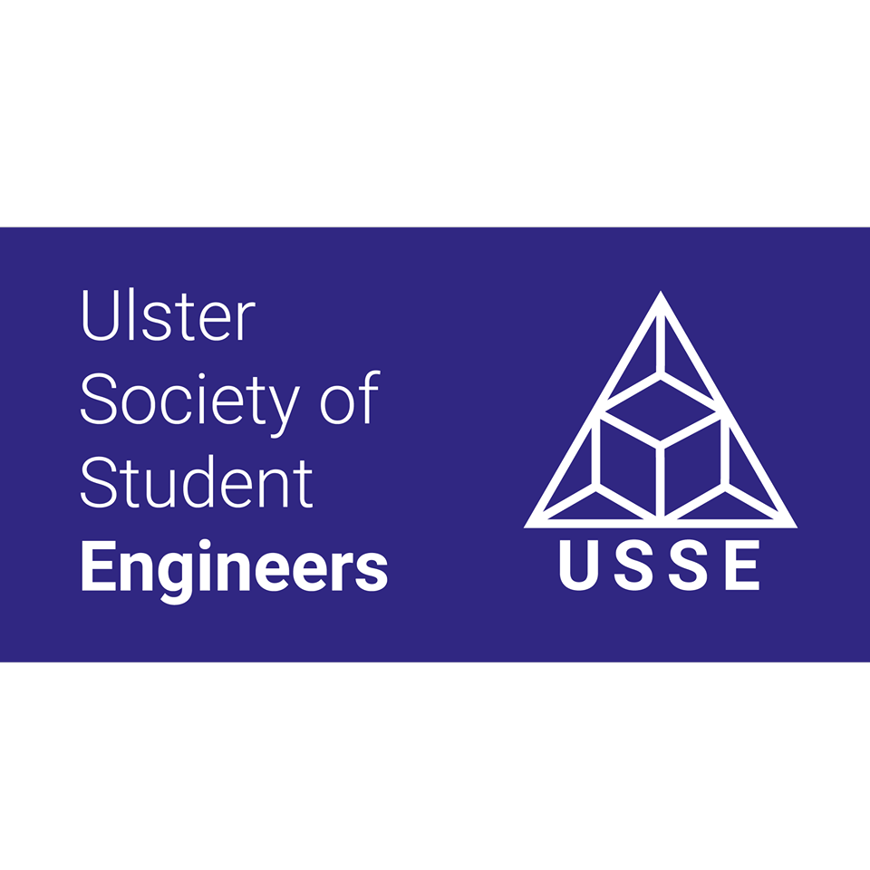 Ulster Society of Student Engineers (USSE) logo