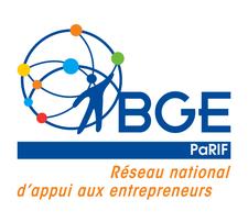 BGE PaRIF logo