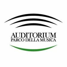 Auditorium Parco della Musica di Roma logo