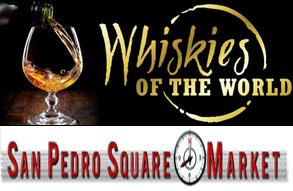 Whiskies of the World®, San Pedro Square Market, San Jose,...