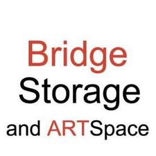 Bridge Storage and ArtSpace logo