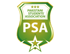 University of Alberta Pakistani Students' Association (PSA) logo