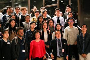 Wai Kee Holdings Small Talks Circles Evening May