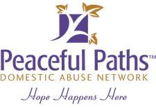 Peaceful Paths Domestic Abuse Network logo