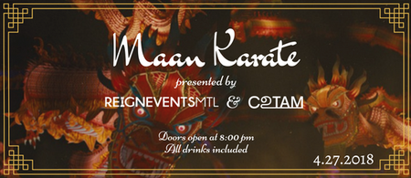 Maan Kaarate - End of Semester Ball