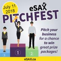 July 11, 2018 eSAX (The Entrepreneur Social Advantage Experience) Ottawa Pitchfest Networking Event