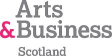 Arts & Business Scotland logo