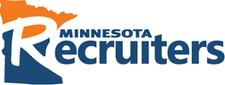 Minnesota Recruiters logo