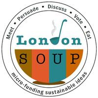 LondonSOUP 3: Sunday, March 2, 5:30 pm, Covent Garden...