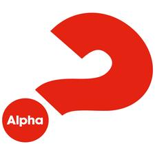 Alpha UK logo