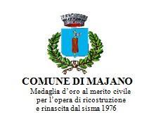 COMUNE DI MAJANO logo