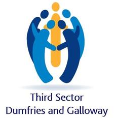 Third Sector Dumfries & Galloway logo