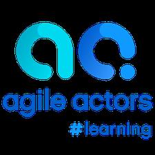 Agile Actors #learning logo