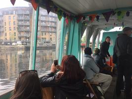 Gallery Tour & River Lea Boat Cruise