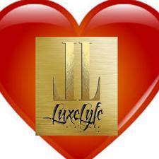@luxelyfeatl Luxe Lyfe Cares♥️ logo