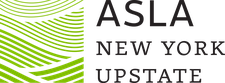 New York Upstate Chapter, American Society of Landscape Architects logo