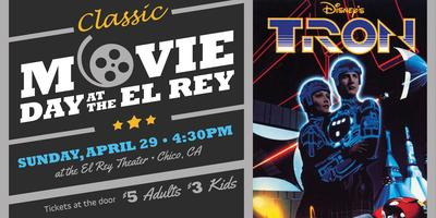 Classic Movie Day at the El Rey - TRON