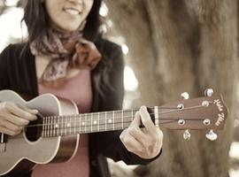 Ukulele Wednesdays with Cynthia Lin