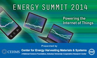 2014 Energy Summit: Powering the Internet of Things