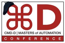 CMD-D logo