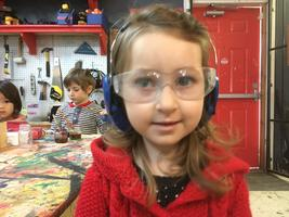 Afternoon Art and Tinkering camp