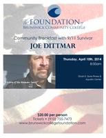 BCC Foundation Community Breakfast with 9/11 Survivor...