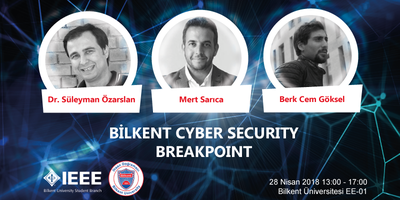 Bilkent Cyber Security Breakpoint