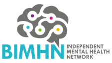 Bristol Independent Mental Health Network (BIMHN) and Community Access Support Service (CASS) logo