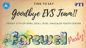 Goodbye EVS Team - Farewell Party