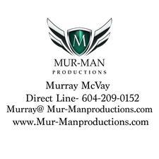 Mur-Man Productions logo