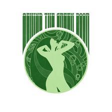 Behind the Green Door Events logo
