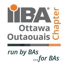 IIBA Ottawa-Outaouais Chapter logo