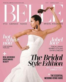Belle Bridal Magazine  logo
