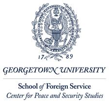 SFS Center for Security Studies logo