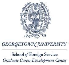 SFS Graduate Career Development Center logo