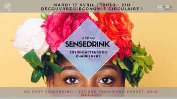 Apéro-Networking SenseDrink : L'économie circulaire