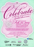 CELEBRATE: A Special Occasions Showcase