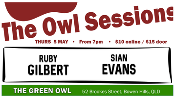 The Owl Sessions May 2018