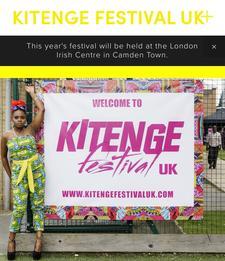 KITENGE FESTIVAL UK logo