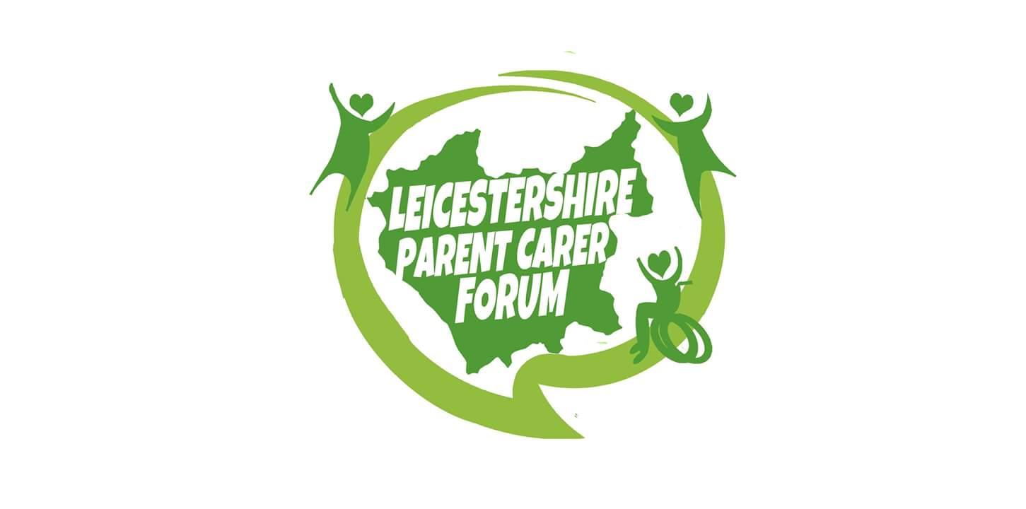 Leicestershire Parent Carer Forum. logo