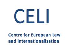 Centre for European Law and Internationalisation (CELI) logo