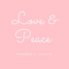 Love & Peace  logo