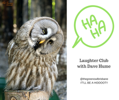 Laughter Club with Dave Hume