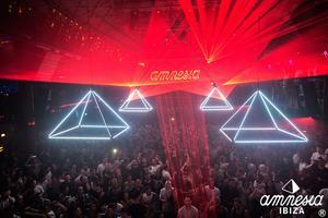 Pyramid Ibiza Closing Party
