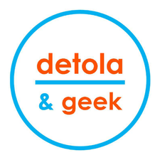 Detola and Geek logo