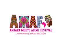 AMAF Ankara Meet Adire Festival. logo