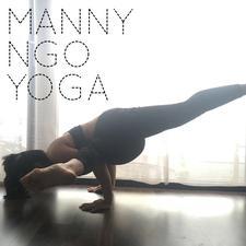 Manny Ngo Yoga logo