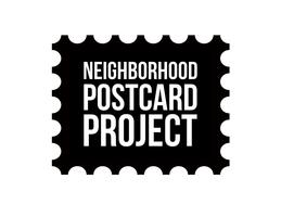 Neighborhood Postcard Project Party