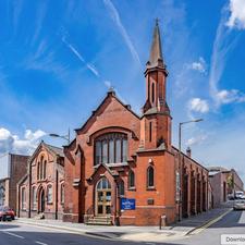 St Helens Baptist Church logo