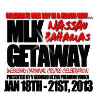 The 2013 Nassau Bahamas MLK Weekend Interior Cabin...